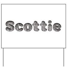 Scottie Wolf Yard Sign