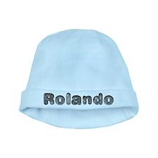 Rolando Wolf baby hat