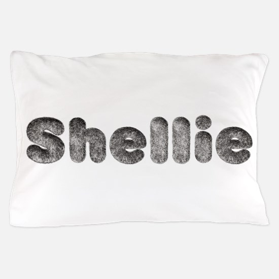Shellie Wolf Pillow Case