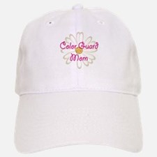 Color Guard Mom Baseball Baseball Cap