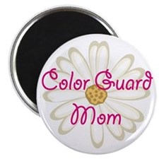 Color Guard Mom Magnet