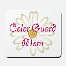 Color Guard Mom Mousepad