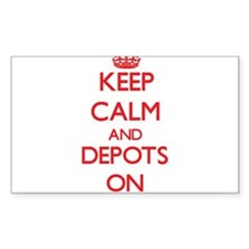 Depots Decal