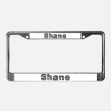 Shane Wolf License Plate Frame
