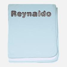 Reynaldo Wolf baby blanket