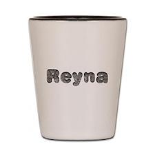 Reyna Wolf Shot Glass