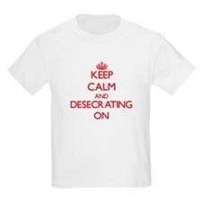 Desecrating T-Shirt