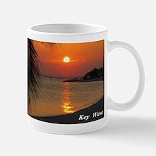 Sunset The Keys Mugs