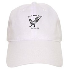 Strut Your Stuff Baseball Baseball Cap