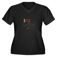 I Love Quilting Plus Size T-Shirt