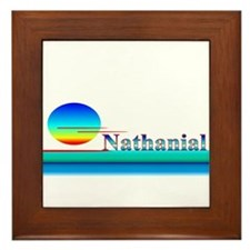 Nathanial Framed Tile