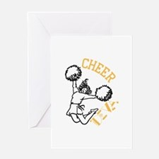 Cheer Diva Greeting Cards