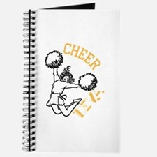 Cheer Diva Journal