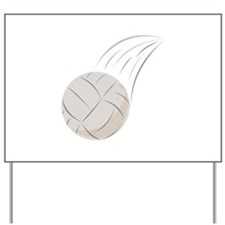 Volleyball Sport Yard Sign