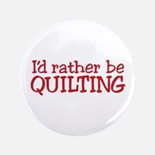 Quilting Text Button