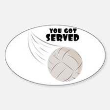 You Got Served Decal