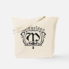 Mikaelson Original Vampire Diaries Tote Bag