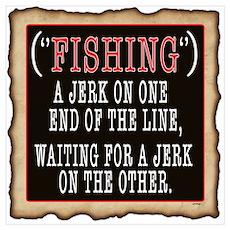 FISHING JERK Poster