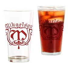 Mikaelson Original Vampire Diaries Drinking Glass