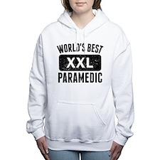 Worlds Best Paramedic Women's Hooded Sweatshirt