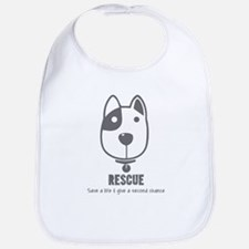 Cute Animal rescue Bib