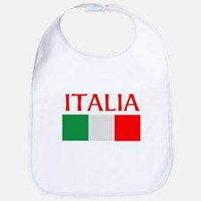 ITALIA FLAG Bib