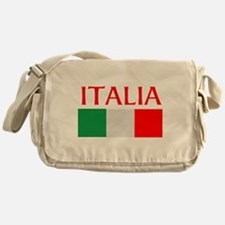 ITALIA FLAG Messenger Bag