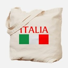 ITALIA FLAG Tote Bag