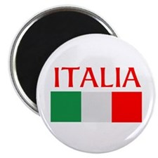 ITALIA FLAG Magnet
