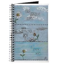 Daisy Love Journal