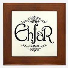 EHFAR Framed Tile