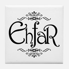 EHFAR Tile Coaster