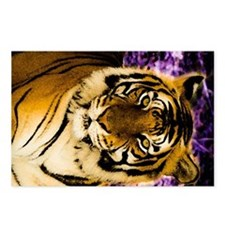 Unique Anime tiger Postcards (Package of 8)