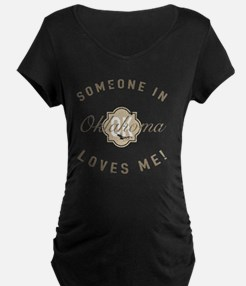 Someone In Oklahoma T-Shirt