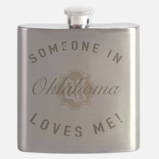 Someone In Oklahoma Flask