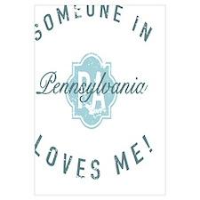 Someone In Pennsylvania