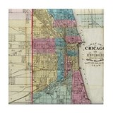 Chicago Drink Coasters