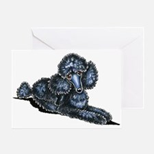 Black Mini Lay Pretty Greeting Cards