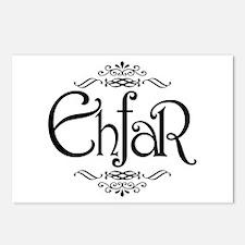 EHFAR Postcards (Package of 8)