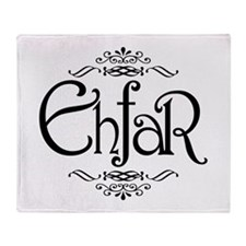 EHFAR Throw Blanket