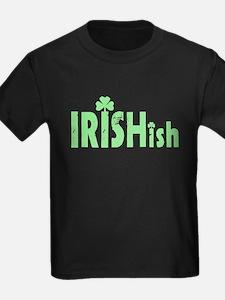 IRISHish - Somewhat Irish T