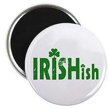"""IRISHish - Somewhat Irish 2.25"""" Magnet (10 pack)"""