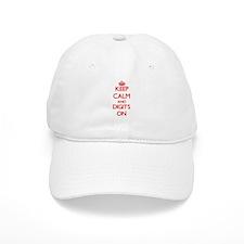 Digits Baseball Cap