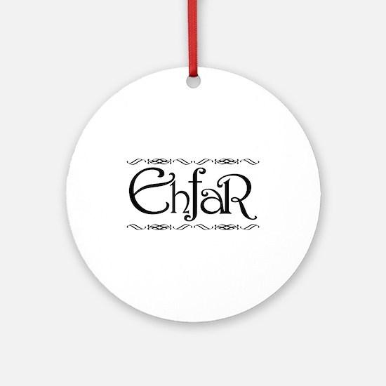 EHFAR Ornament (Round)