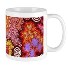AUSTRALIAN ABORIGINAL ART Mugs