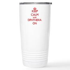 Diphtheria Travel Mug