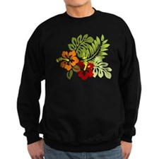 Hibiscus Dreams Sweatshirt