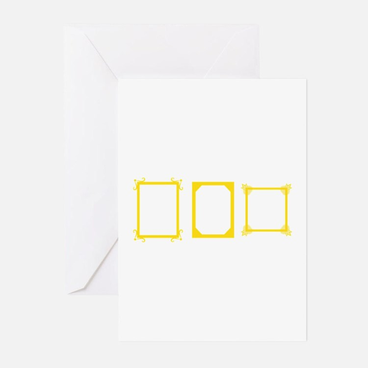 Picture Frames Greeting Cards