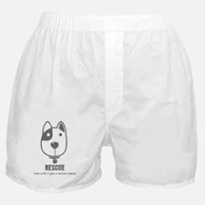 Unique Animal rescue Boxer Shorts