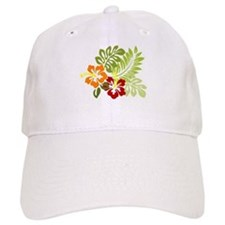 Hibiscus Dreams Baseball Cap